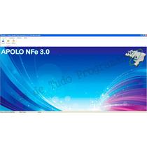 Emissor Apolo Nf-e 3.0 - Exclusivo Delphi Xe2