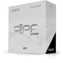 Sitema -aplicativos Comerciais Clip Store 2.r015 R$ 899,00