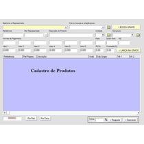 Software Representante Comercial Escritorio Representação