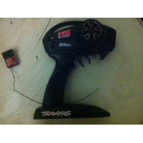 Rádio Traxxas Controle Remoto Tq 2.4ghz