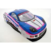Bolha 1/10 Tamiya Racing Analog Painted Rc Car Body