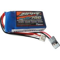 Bateria Life 2s - 6.6v - 700mah Para Tx Ou Rx - Confira!!!!