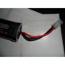 Bateria E Carregador Para Start Elétrico De Automodelos