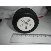 Pneus E Roda - Carro Rádio Controle Escala 1:18