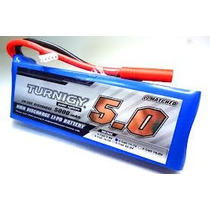 Bateria Lipo 3s 5000 Mah 11.1v - Descarga 20 ~ 30c Turnigy