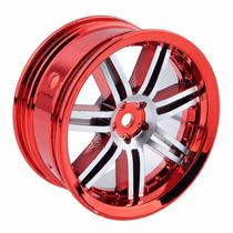 4 X Rc Roda Aluminio Hpi Traxxas Kyosho 1/10 Offset 3mm