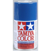 Tamr 8604 86004 Ps-4 Tinta Spray Blue (azul) Tamiya