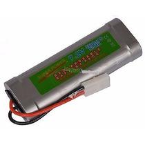 Bateria Recarregável 7.2v 5300mah Ni-mh + Carregador