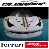 Bolha 1/8 Inferno Gt2 - Ferrari 458 Italia - Rc Custom