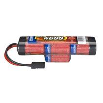 Bateria Duratrax 4600mah 8.4v Plug Traxxas 7 Cell - Dtxc2177