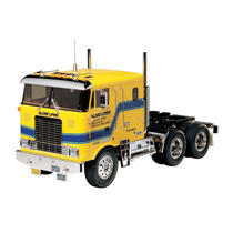 Caminhão Tamiya 1/14 Globe Liner 6x4 Semi-truck 56304