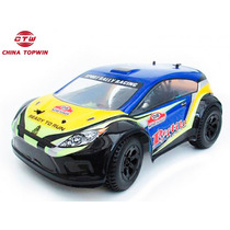 Automodelo Rally Car 4x4 Rc Elétrico 1/18 Rtr 2.4 Ghz