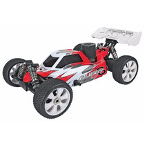 Carro Ofna Buggy Nitro Red 1/8 Rtr 14275