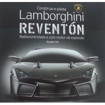 Lamborghini Reventón Planeta Deagostini - Lacradas