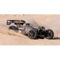 Hpi Racing 1/8 D8s Nitro 4wd 2.4ghz Rtr 106118 Combustao Rc