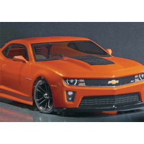 Camaro Zl1 Automodelo Escala 1/10, On-road Rtr Com Motor .18
