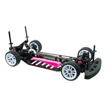 Automodelo Kit Sakura Zero S Td-10 Tunigy Drift Grip Novo