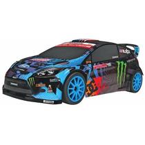 Hpi Racing 1/18 Micro Rs4 Ken Block Fiesta 2.4ghz Rtr 111224