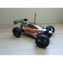 Automodelo 2.4ghz Buggy Off-road Rc 4wd Elétrico 1/18