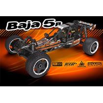 Hpi Racing 1/5 Baja 5b 2.0 Gasolina 2.4 Rtr 110190 Auto
