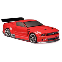 Hpi Racing E10 Rtr W/ford Mustang Gtr 10706 Eletrico Rc