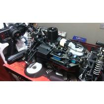 Automodelo Buggy Ofna 28 Ultra Lx2 1/8 Nitro