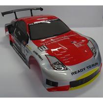 Bolha Pintada Himoto Race Rc Nissan 350z 1/10 On-road #1