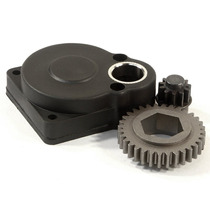 Hpi Racing Rotor Start Back Plate Bb/f 87117