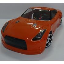 Automodelo Carro Nissan Skyline Gt-r R35 1/10 2.4ghz Drift