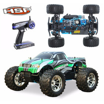 Auto 1:10 Off-road Nitro Hsp Monster Combustão
