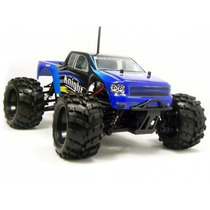 Automodelo Hsp Knight Mini Monster Truck1/18 2.4ghz 94806