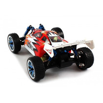 Carro Buggy Himoto Exb-16 Brushless 1/16 2.4ghz 4wd C Nota