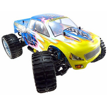 Carro Hsp Brontosaurus Pro 4wd 1/10 2.4ghz Brushless Rc