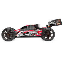 Hpi 1/8 Nitro Trophy 3.5 Buggy 2.4ghz Rtr 107012 Combustao