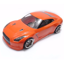 Carro Himoto Nissan Gt-r Brushless Lipo 1/10 Drift 2.4ghz Rc