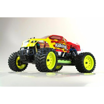 Automodelo Hsp Pick-up Suv Kind King 1/16 2.4ghz Rtr 94186