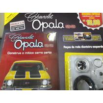 Chevrolet Opala Ss Salvat - Varias Ediçoes Valor Unitario