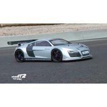Kyosho Inferno Gt2 Audi R8, Rádio Kt331, - Maxgp Hobbies