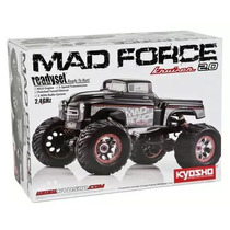 Monster Truck Kyosho Mad Force 2,0 Combustão,pronta P/correr