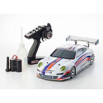 Automodelo Kyosho Fazer Fw06 Porsche 911 Combustão Rc 33203b