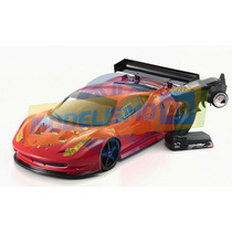 Kyosho Automodelo Inferno Gt2 Ve Race Spec Elétrico Brushles