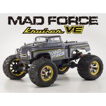 Automodelo Mad Force Truck Kyosho 1/8 Eletrica Freehobby