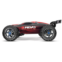 Traxxas E-revo Mamba Monster Radio Tqi Wireless 2.4ghz Rtr 5