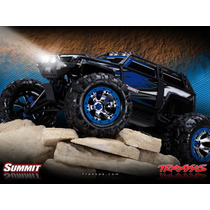 Traxxas Summit 1/10 Radio Tqi 2.4ghz 5607 Controle Monster
