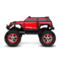 Automodelo Traxxas Summit 1/16 4wd Vxl Rtr 2.4 Ghz
