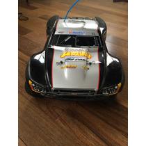 Carro Rádio Controle Traxxas Slash 1/16 4x4 Rtr Tq 2.4ghz