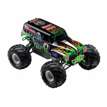 Carro Traxxas Monster Jam Grave Digger 1/16 Rtr 7202a