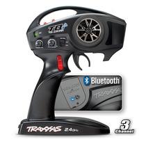 Rádio Tqi Tx 2.4ghz 3ch Telemetria Bluetooth+rx 12xs/juros