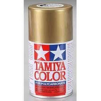 Tinta Spray Tamiya Ps-13 Gold (dourado) - Lacrada
