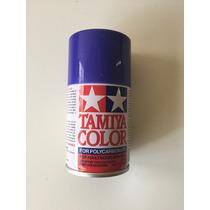Tinta Tamiya Spray Ps-35 Blue Violet 100ml Automodelismo